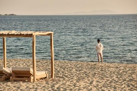Naxian on the Beach