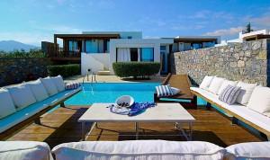 Thalassa Villas in Mirabello Gulf