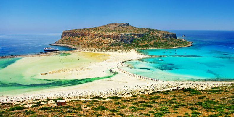 Balos bay, Gramvousa Crete